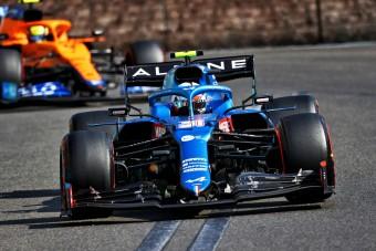 F1: Komoly hosszabbítást jelentett be az Alpine
