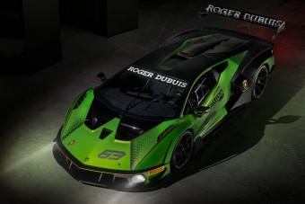Világújdonság teszi ultra szilárddá a Lamborghini Essenza SCV12-t