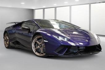 Sokat huligánkodott, elvették tőle a rendőrök a Lamborghinit