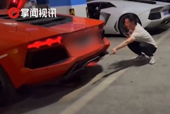 Most kiderül, jó ötlet-e egy Lamborghinivel grillezni