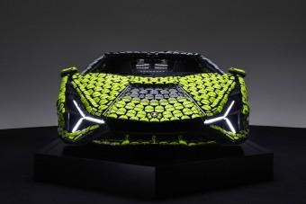 Ez a Lamborghini még a Bugatti Chiront is felülmúlja