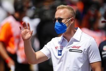 F1: Kínos ajándékot kapott főnökétől Mazepin