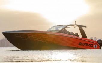 2250 lóerős hajóhoz adja nevét a Mercedes-AMG