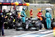 F1: Újabb kifogás a vereségre a Mercitől 1