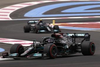 F1: Újabb kifogás a vereségre a Mercitől