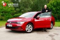 Mindet tud, amit csak kell – Volkswagen Golf Variant 3