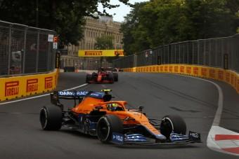 F1: Helyretette a versenyigazgató a panaszkodó pilótát
