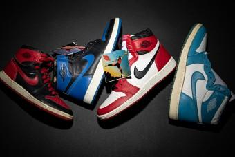 Szó szerint garázsvásárt rendeznek Michael Jordan használt cipőiből