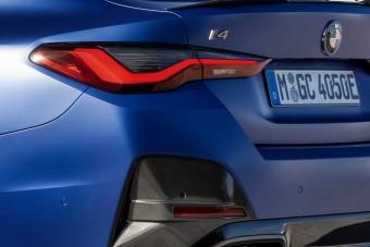 Megérkezett a BMW elektromos kupélimuzinja