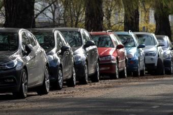 Rekordösszeget fizettek egy parkolóhelyért