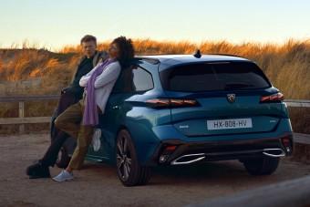 Videón a legújabb Peugeot
