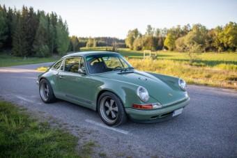 Ez az egyedi Porsche 911 használtan is megér 180 milliót