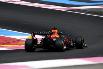 F1: Megtarthatja a dobogót Perez, ezért nem büntették