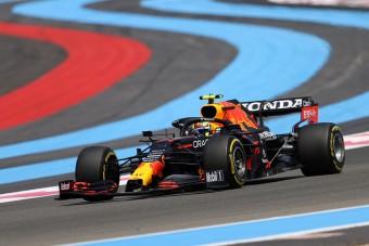 F1: Olyan rekordot érhet el Perez, melyet senki sem akar