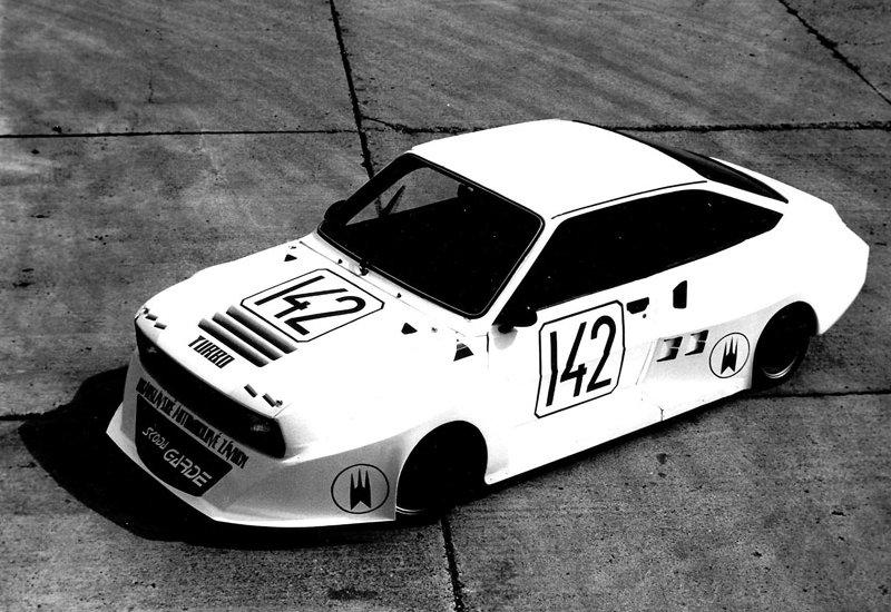 Ez a Škoda volt a keleti blokk egyik legvadabb farmotoros kísérlete 1