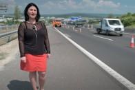 Több autós is nekiment a magyar közutasoknak 1