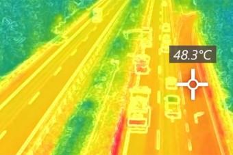 Durva videón, mennyire forró most az M7-es
