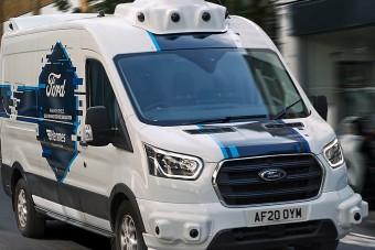 A sofőrmentes áruszállítást teszteli a Ford