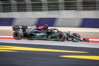 F1: Bottas kiborult a panaszkodó riválisok miatt