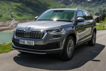 Megújult a legnagyobb Škoda