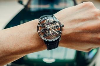 Egy Aston Martin árával vetekedik ez az óra