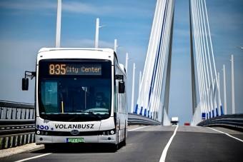 E-busz közlekedhet Szlovákia és Magyarország között