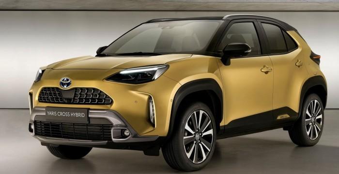Vezettük a Toyota legújabb titkos fegyverét – Yaris Cross 2