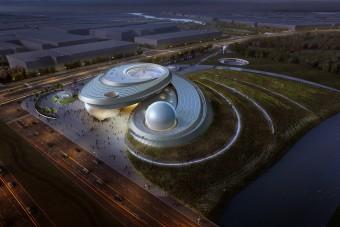 Megnyílt a világ legnagyobb csillagászati múzeuma