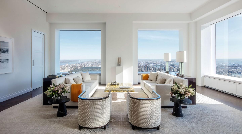 Ilyen belülről egy szaúdi milliárdos New York-i lakása 1