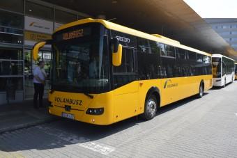 Hamarosan te is utazhatsz ezekkel az új buszokkal