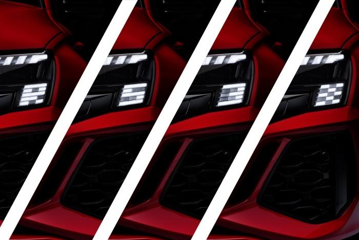 Öthengeres motor és drift mód. Itt az új Audi RS 3! 3
