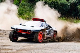 Villanymotoros szörny is lesz a jövő évi Dakar-ralin