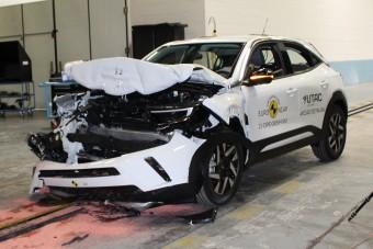 Jónak jó, csak nem tökéletes az Opel Mokka biztonsága