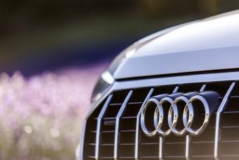 Forradalmi fejlesztés a győri Audinál
