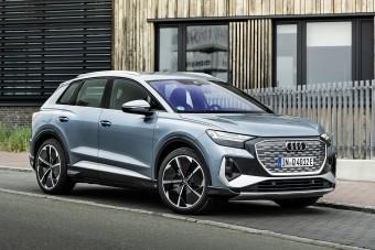 Bővíti villanyautó-kínálatát az Audi