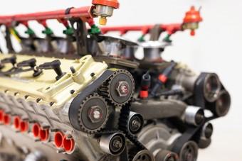Valaki lecsaphat az Alfa Romeo egyik legdurvább motorjára