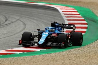F1: Alonso nem mondott le nagy álmáról