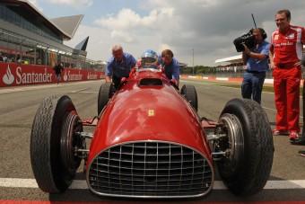 Kész történelem, amit a Ferrari feltámasztott