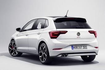 Filmen az új VW Polo GTI