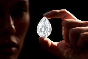 Kriptovalutával is lehet fizetni az értékes gyémántért