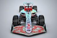 F1: Ilyenek lehetnek a korszakváltó új autók a csapatok saját festéseivel 2