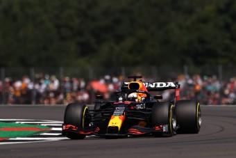 F1: Verstappen a leggyorsabb a sprintfutam előtt