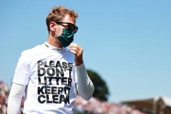 F1: Féltek attól, hogy Vettel visszavonul