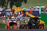 F1: Kivan a Haas-főnök, nem akar több autótörést 1