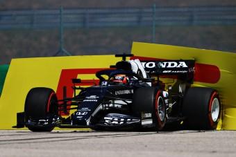 F1: Megszakították az első hungaroringi edzést
