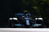 F1: Schumacher autót tört az időmérő előtt 1