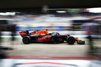 F1: Verstappen ott folytatta, ahol abbahagyta