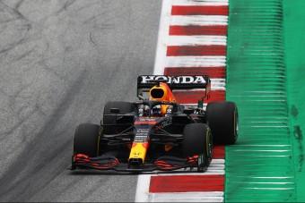 F1: Verstappen megint leiskolázta a mezőnyt Ausztriában