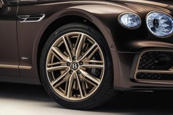 Kifinomult a Bentley hibrid zászlóshajója