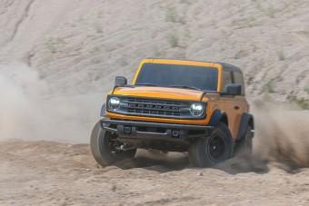 Máris baj van az új Ford Broncókkal?